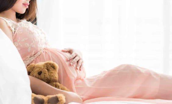 кандида при бременност