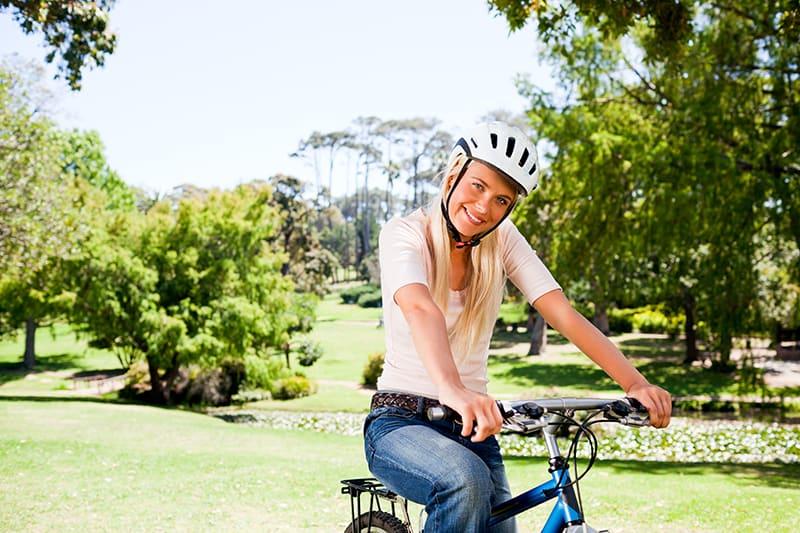 Женско здраве – в риск при каране на колело!